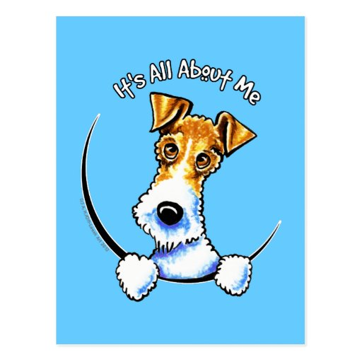 Wire Fox Terrier IAAM Postcards