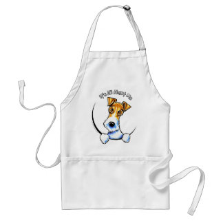 Wire Fox Terrier IAAM Standard Apron