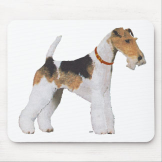 Wire Fox Terrier Mouse Pad
