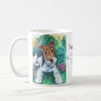 Wire Fox Terrier Mugs