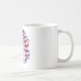 Wire Fox Terrier Patriot Coffee Mug