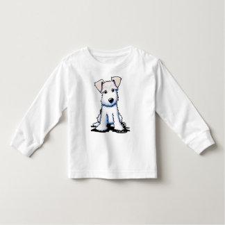 Wire Fox Terrier Toddler Long Sleeve Shirt