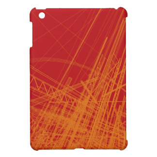 Wire Frame Structures iPad Mini Cover