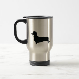 Wire Hair Dachshund Travel Mug