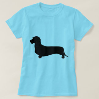 Wire Hair Dachshund Women Tee