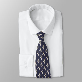 Wire Hair Fox Terrier Tie