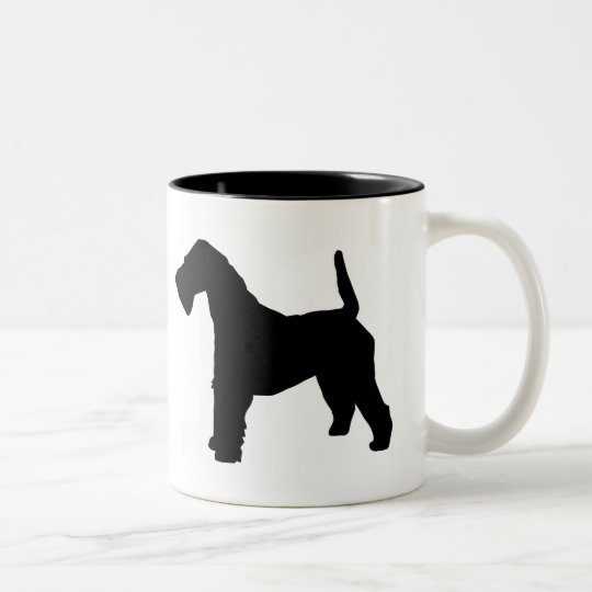 Wire Haired Fox Terrier Mug