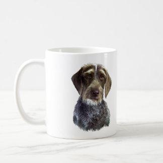 Wire Haired Pointer - head portrait Coffee Mug