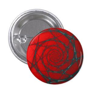 Wire Spiral on Red Button