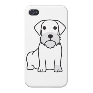 Wirehaired Dachshund Case For The iPhone 4