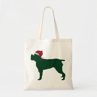 Wirehaired Pointing Griffon Budget Tote Bag