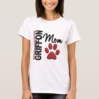 Wirehaired Pointing Griffon Mom 2 T-Shirt
