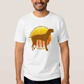 Wirehaired Vizsla Club of America T-shirt