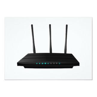 Wireless Router Invitations