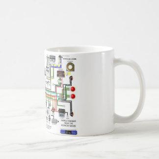 Wiring Diagram Coffee Mug