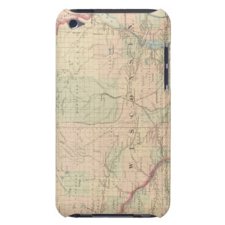 Wisconsin 4 Case-Mate iPod touch case