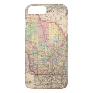 Wisconsin 7 iPhone 8 plus/7 plus case