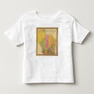 Wisconsin 7 toddler T-Shirt