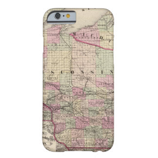 Wisconsin 9 barely there iPhone 6 case