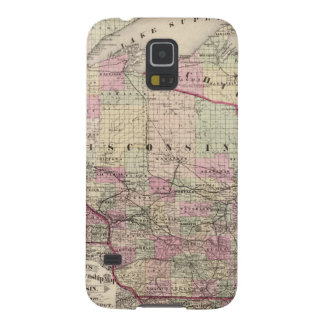 Wisconsin 9 galaxy s5 cover