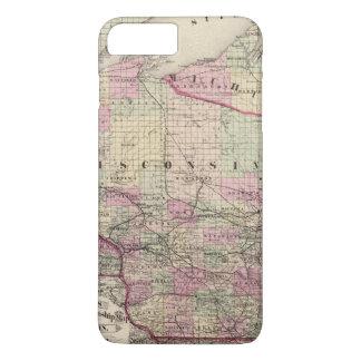 Wisconsin 9 iPhone 7 plus case