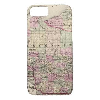 Wisconsin 9 iPhone 8/7 case