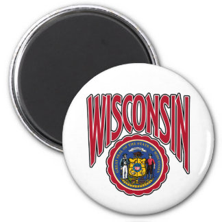 Wisconsin Arc and Seal Magnet