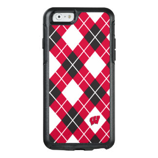Wisconsin | Argyle Pattern OtterBox iPhone 6/6s Case