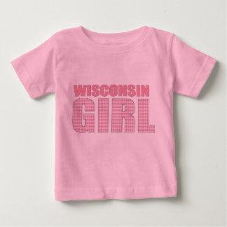 wisconsin baby T-Shirt