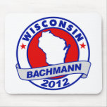 Wisconsin Bachmann Mouse Pad