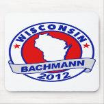 Wisconsin Bachmann Mousepad