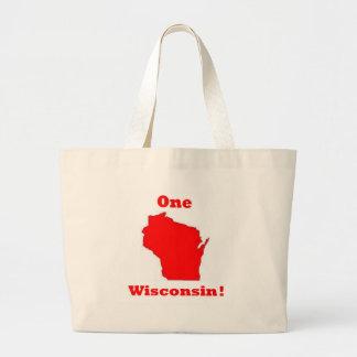 Wisconsin Canvas Bag