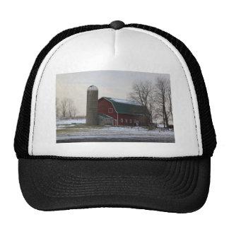 Wisconsin Barn Cap