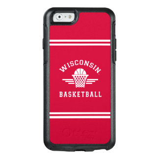 Wisconsin | Basketball OtterBox iPhone 6/6s Case
