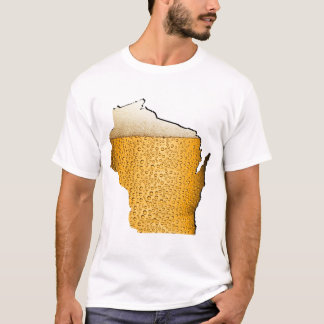 Wisconsin Beer T-Shirt