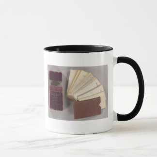 Wisconsin Bicycle Road Map 2 Mug
