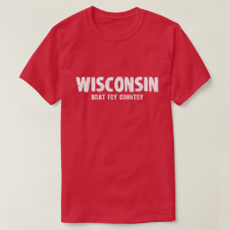 Wisconsin – Brat Fry Country Tshirt