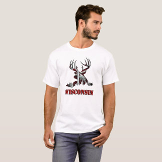 Wisconsin Buck T-Shirt