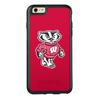 Wisconsin | Bucky Badger Mascot OtterBox iPhone 6/6s Plus Case