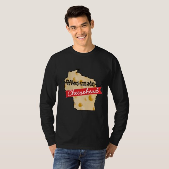 Wisconsin Cheesehead Shirt
