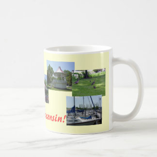 Wisconsin Coffee Mug
