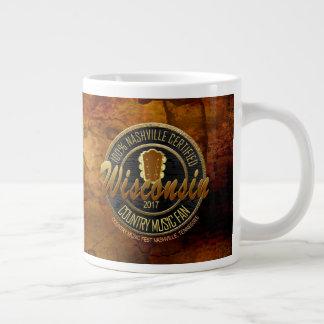 Wisconsin Country Music Fan Coffee Mug