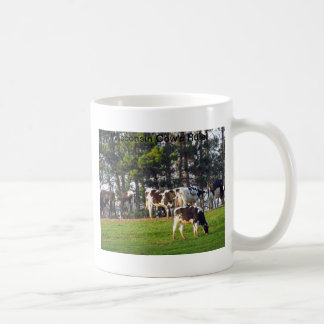Wisconsin Cow's Rule Coffee Mug