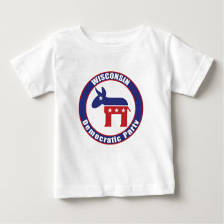 Wisconsin Democratic Party Baby T-Shirt
