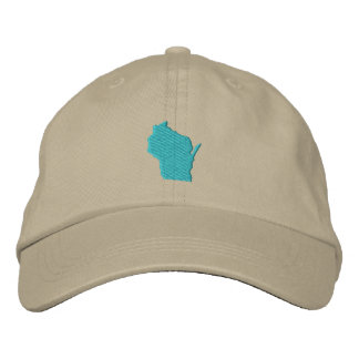 Wisconsin Embroidered Hat