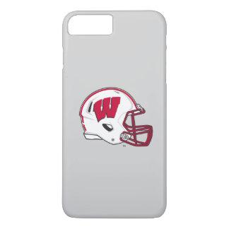 Wisconsin | Football Helmet iPhone 8 Plus/7 Plus Case