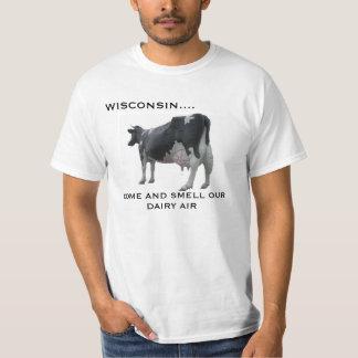 Wisconsin humor T-Shirt