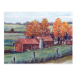 Wisconsin Landscape-postcard