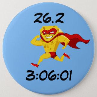Wisconsin Marathon Post-Marathon 6 Cm Round Badge