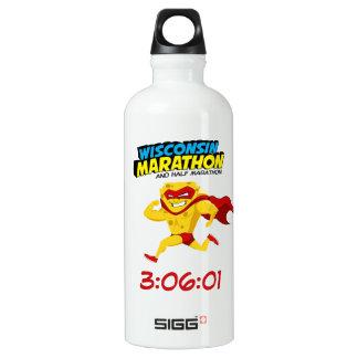 Wisconsin Marathon Post-Marathon SIGG Traveller 0.6L Water Bottle